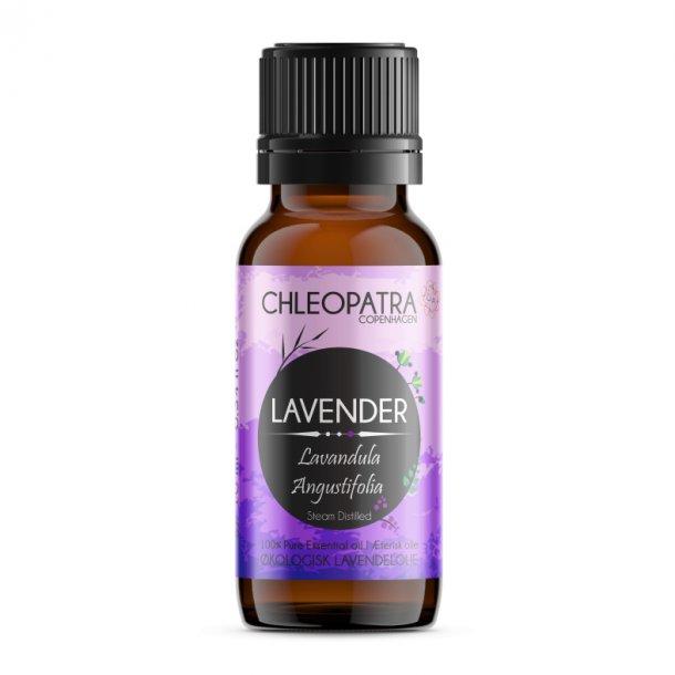 Lavendelolie for tilsætning til hånddesinfektion, 10ml