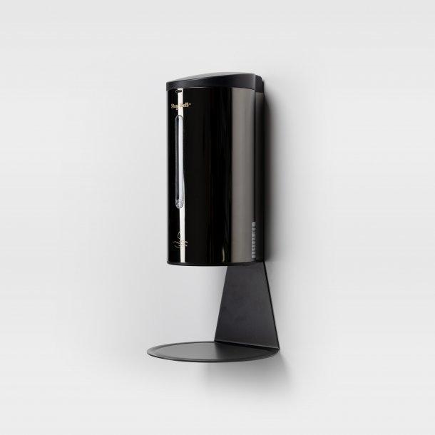STARTPAKKE: Dispenser til VÆGMONTAGE,  1 liter hånddesinfektion (GEL), etc.